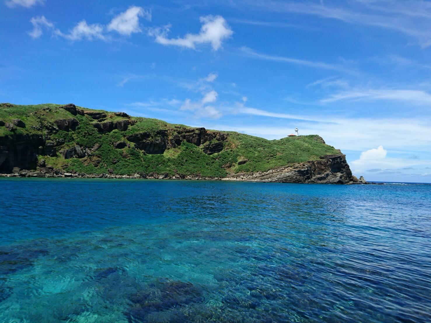 日本最西端の岬と西崎(イリザキ)灯台