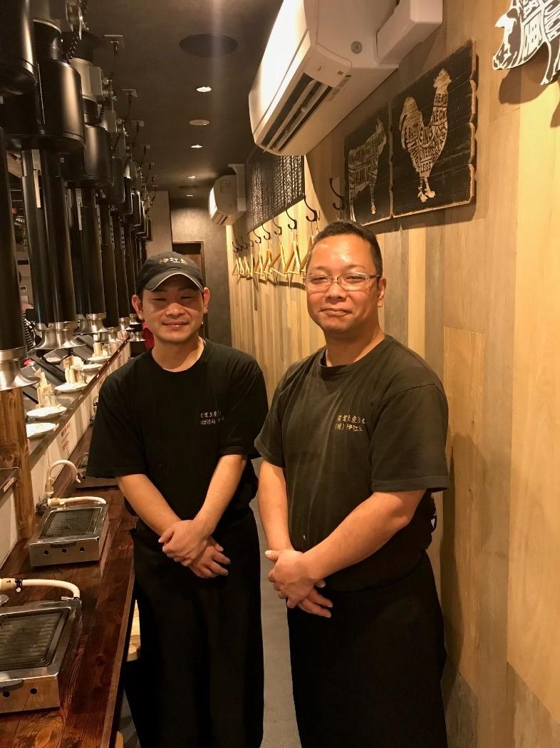 「幻の牛」伊江牛を、本土で唯一食べることができるお店
