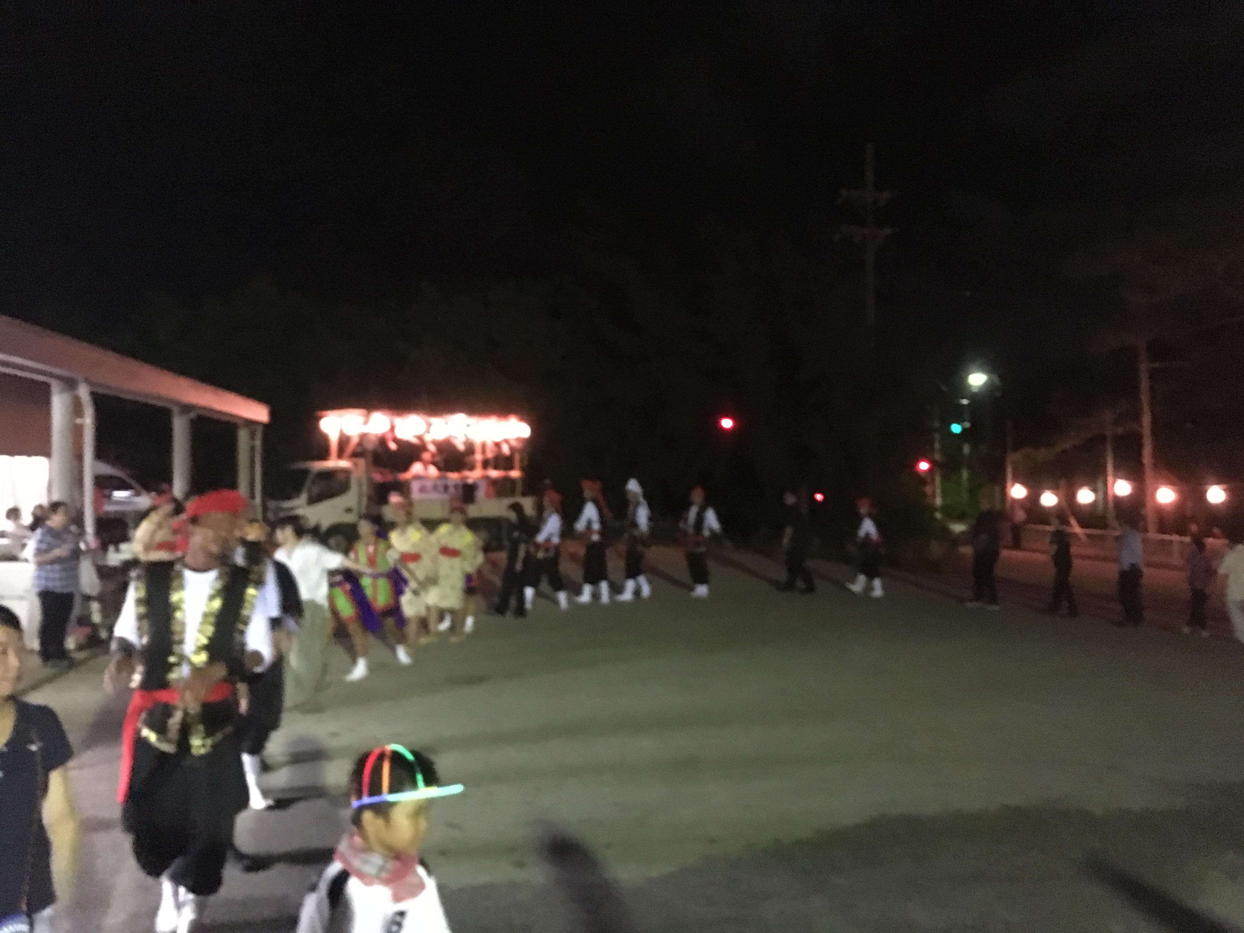 文化の融合する北大東村ならではの旧盆行事「エイサー&盆踊り」