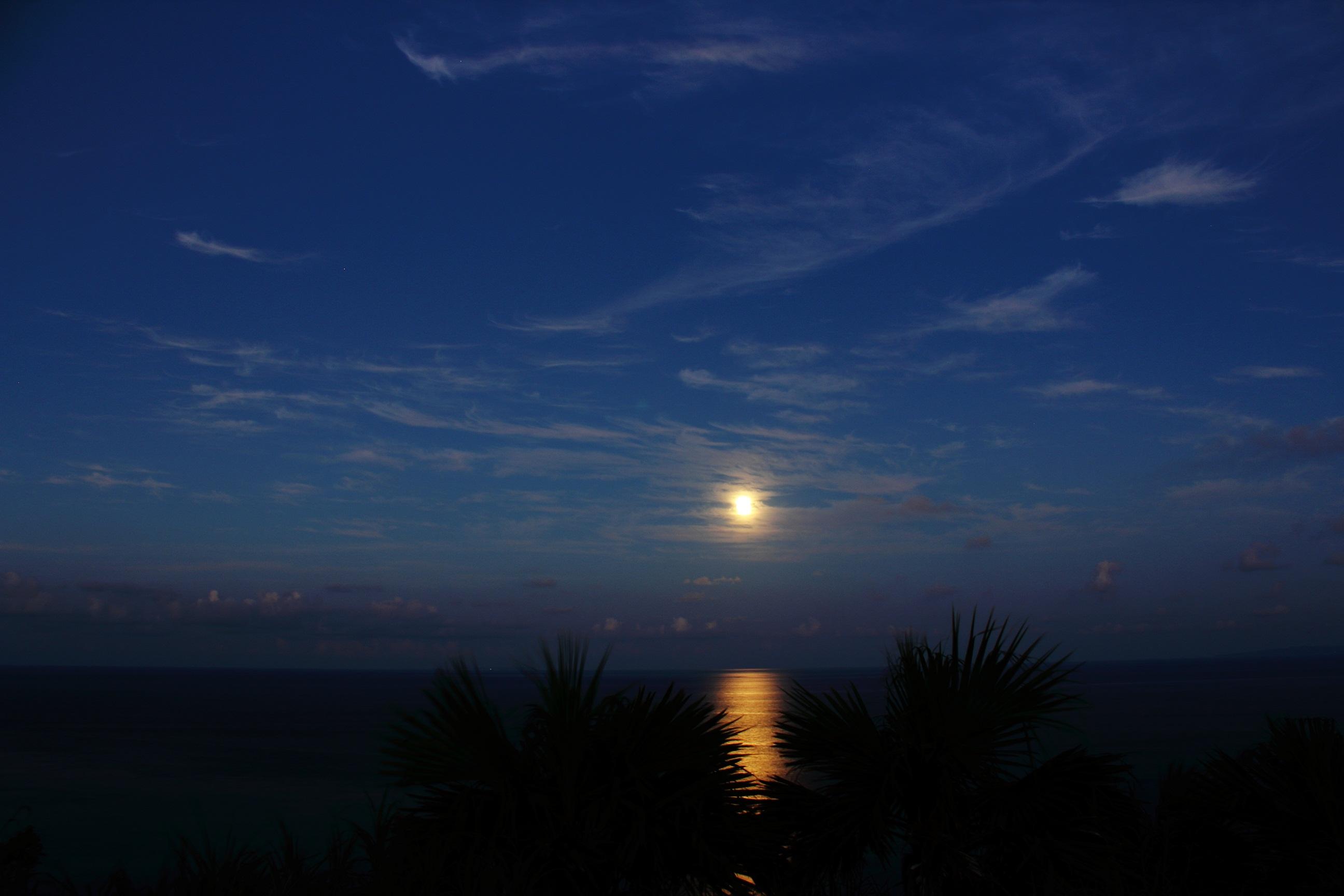 伊平屋ムーンライトマラソン「星の声援、月の伴走」