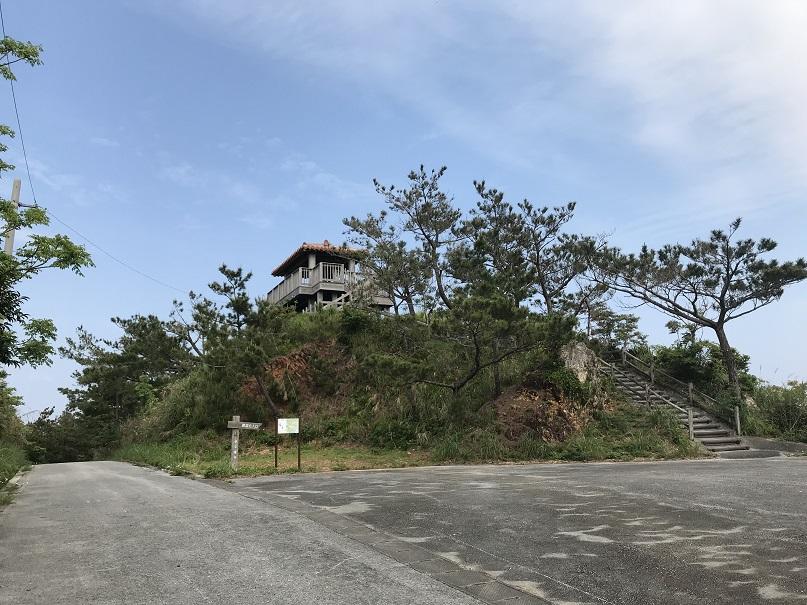 腰岳展望台