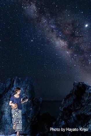 「星空フォトツアー」主催ハヤトくんの写真
