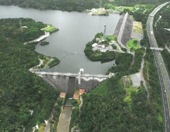 漢那ダム周辺環境整備事業