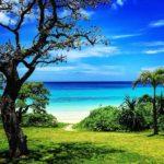 天国のビーチ