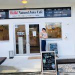 ヘルシーでフォトジェニックなカフェ 「Hello! Natural Juice Café」