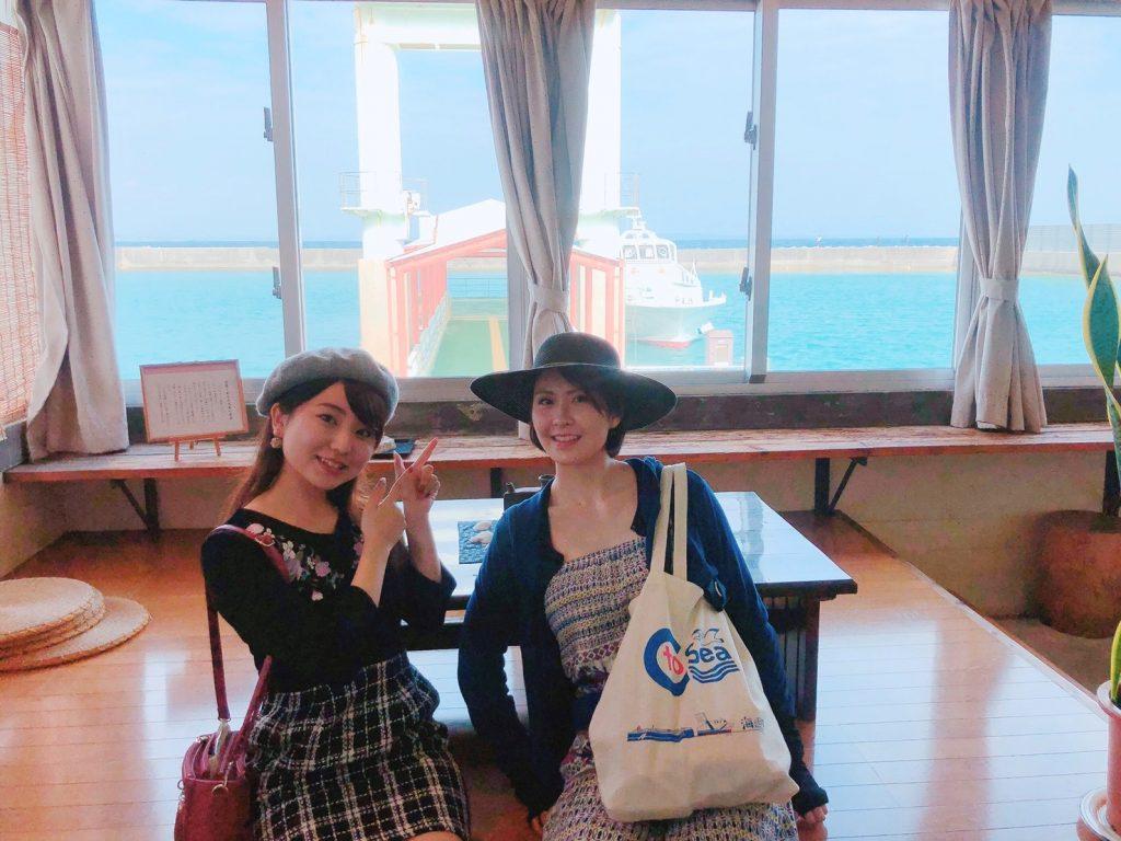 """本島から船で15分!神が降り立った琉球の聖地""""久高島""""観光♪"""