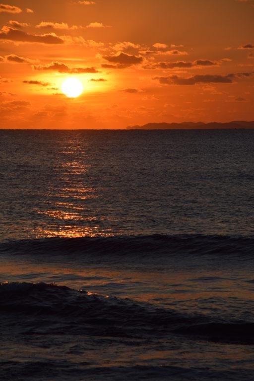 Sunabe Sunset