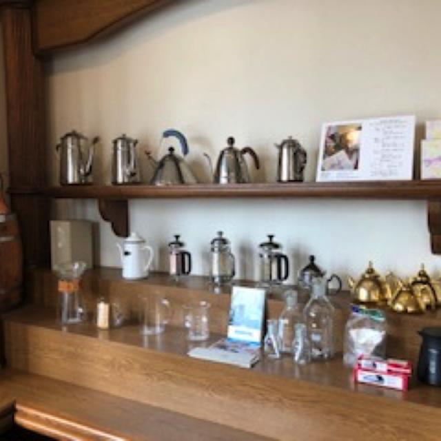 沖縄市山内のおすすめカフェ「珈琲専科LOOP」