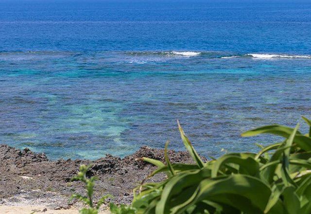 久高島のカベール岬