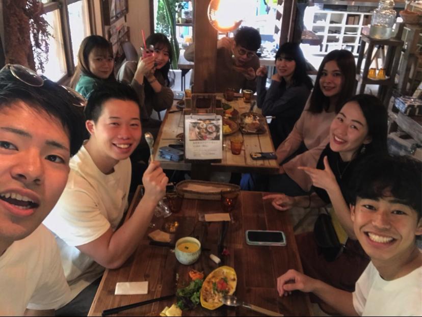 沖縄県名護市屋我地島にある古民家カフェ「CALiN(カラン)」美味しい料理と素敵な時間をありがとうございました